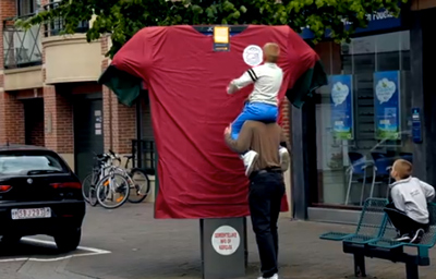 Sporting Telenet beloont 'vandalen' met voetbaltickets