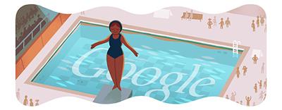 Google 飛び込み(ロンドンオリンピック2012)