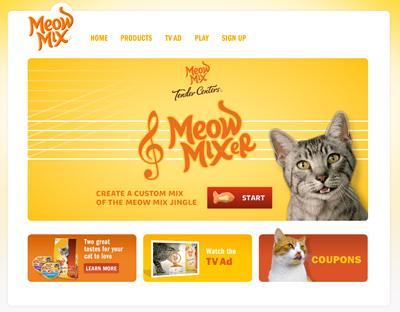 Meow Mixer