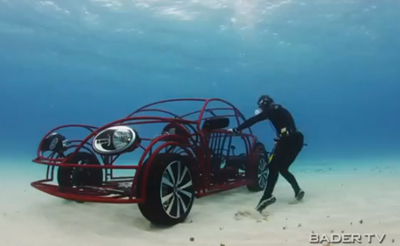 VOLKSWAGEN SPONSORS SHARK WEEK ON THE DISCOVERY CHANNEL