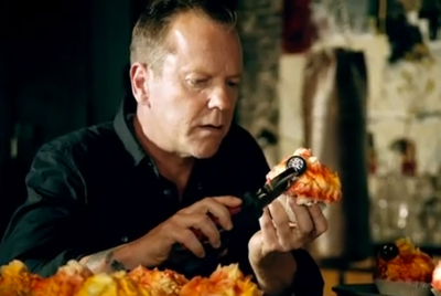Bake it - The Story of Kiefer Sutherland's Hidden Passion. Brought to you by the Acer Aspire S5.