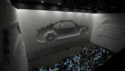 2012 Yeosu EXPO HYUNDAI MOTOR GROUP - Hyper-Matrix