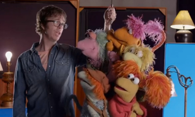 Ben Folds Five and Fraggle Rock - DO IT ANYWAY