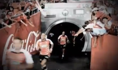 LG Rugby Tunnel