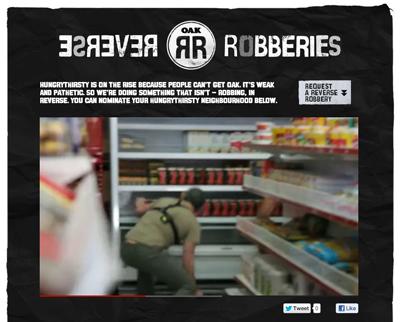 OAK Reverse Robbery