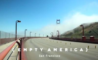San Francisco Time Lapse (Empty America)