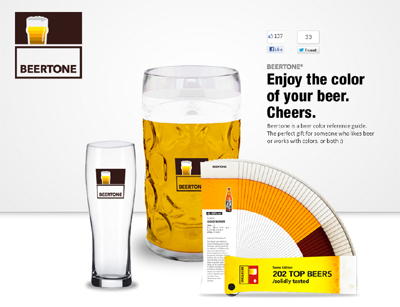 Beertone - Enjoy the color of your beer