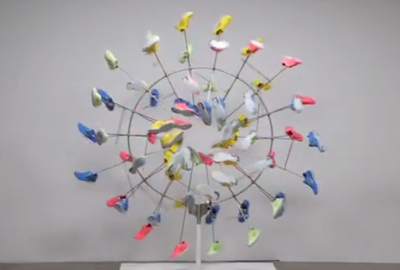 Nike free run+ installation