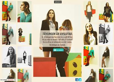 Arkaden Fashion Photo Project