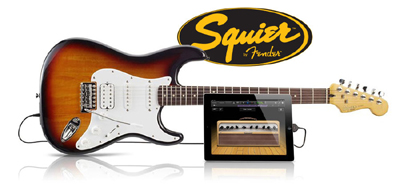 Squier by Fender Strat Guitar