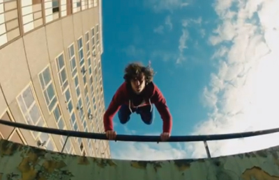 Peter Parkour - London's Spider-Man