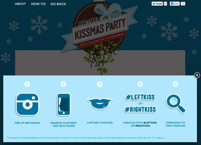Cutwater Kissmas Party