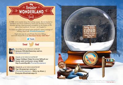 Twinter Wonderland   360i