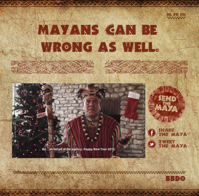 MAYANS CAN BE WRONG AS WELL