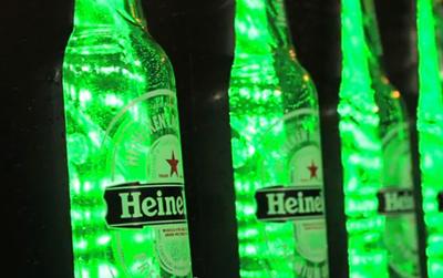 Celebrate with Heineken