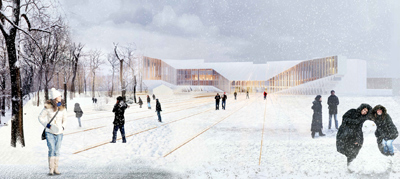 Helsinki Central Library Open International Architectural Competition