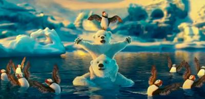 Coca-Cola Polar Bears Film 2013