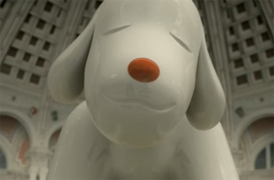 Let The Art Decide | Dog