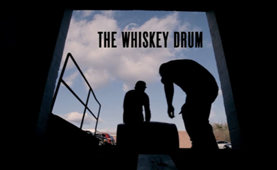 Jack Daniel's - The Whiskey Drum