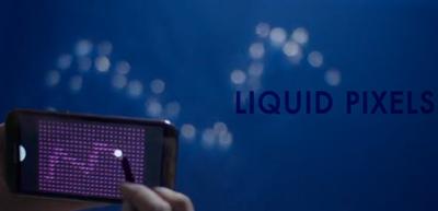 Galaxy Note II - Liquid Pixels