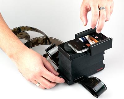 The Lomography Smartphone Film Scanner