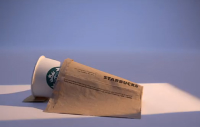 Starbucks Mondays Can Be Great Campaign