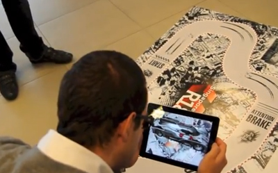 Audi Interactive AR Showroom in Singapore