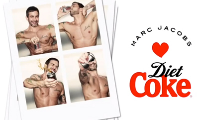 Marc Jacobs revealed: Photo Booth Break