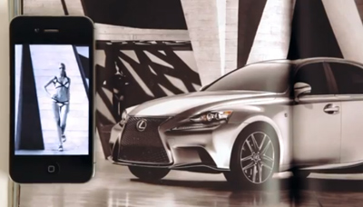 The All-New Lexus IS - Blend Out