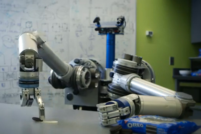 OREO Separator Machine #4 — Creator: Robotic Butler HERB