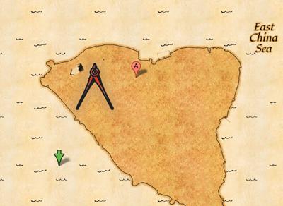 Google Mapで宝探し
