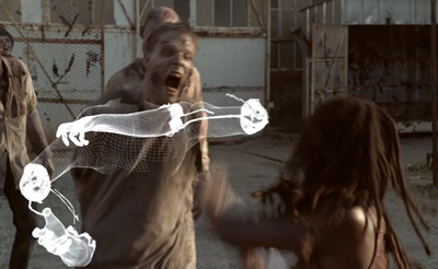 The Walking Dead Season 3 Visual Effects Reel
