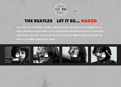 The Beatles | Let It Be... Naked