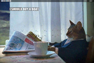 TodoCat: A Sophisticated Cat Todo List