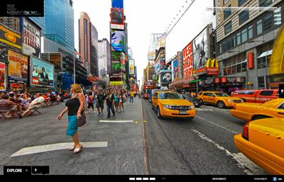 New York 360 - WALK.STOP.SHOOT - 360º EXPERIENCE