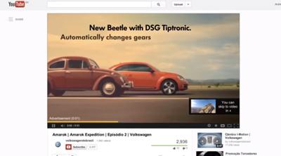 Automatic Skip Ad Volkswagen