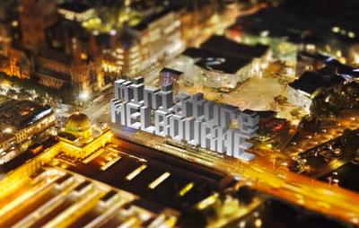 Miniature Melbourne
