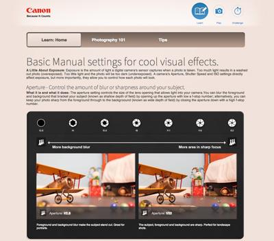 Canon Explains Exposure
