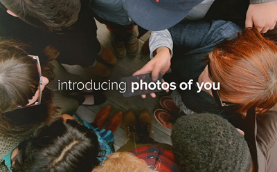 Introducing Photos of You