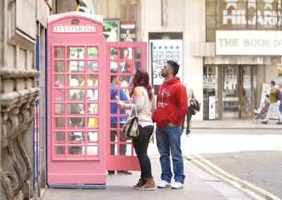 Benefit Cosmetics UK: Temptation Telephone
