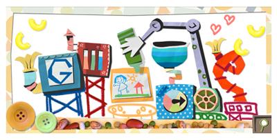 Google 母の日でロゴ生成マシンに!