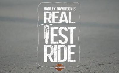 harley-davidson real test ride