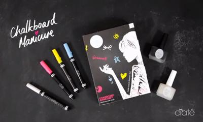 The Chalkboard Manicure Inspiration!