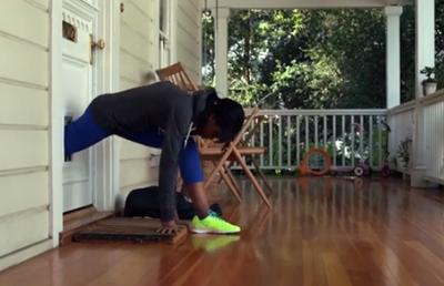 Nike Free Cat Flap