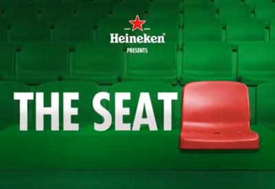 Heineken The Seat