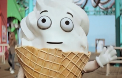 Arla - The soft ice cream is coming home