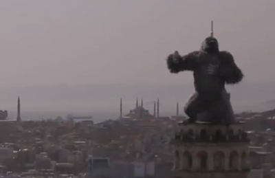 King Kong Vialand'de!