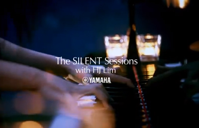 Yamaha Silent Sessions with HJ Lim