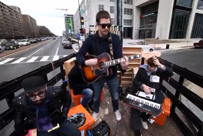 OK Go: An NPR Tiny Desk Concert In 223 Takes