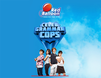 Red Balloon - Celeb Grammar Cops